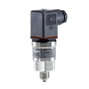 Компактный преобразователь давления MBS 1700