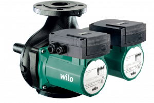 Сдвоенный циркуляционный насос WILO-TOP-SD