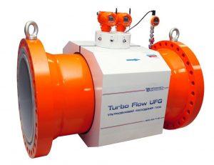 Расходомер-счетчик газа ультразвуковой Turbo Flow UFG-F