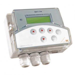 Тепловычислитель ВКТ-7М