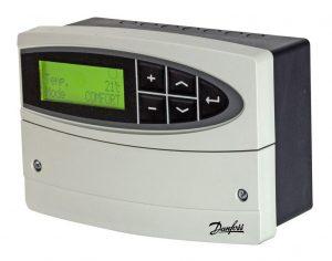 ECL Comfort 110 электронный контроллер