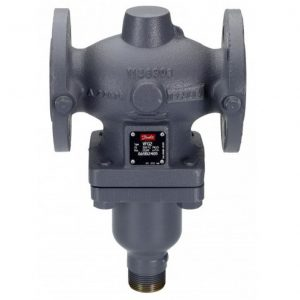 Клапаны регулирующие седельные серий VFG и VFGS2