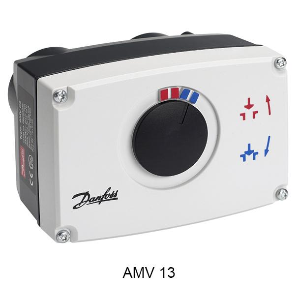 Электроприводы AMV и АМЕ