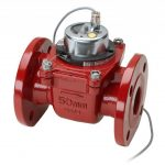 Турбинные счетчики воды WPH-H для температуры до 150°C
