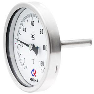 Термометры коррозионностойкие Тип БТ, серия 220