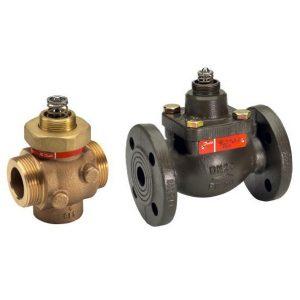 Клапаны регулирующие седельные проходные VM2 и VB2
