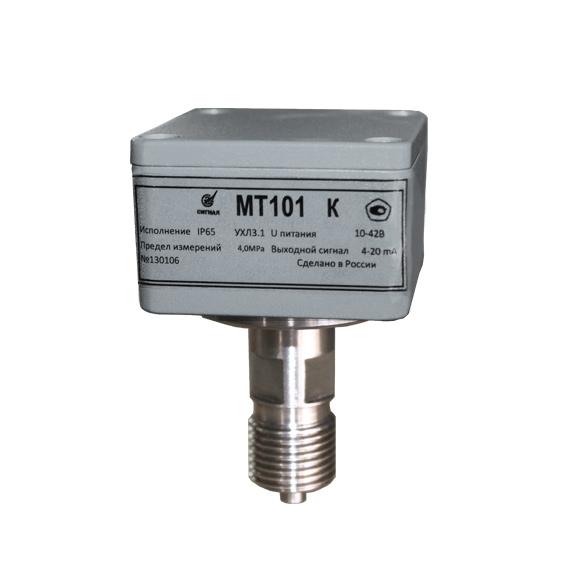 Датчики давления серии МТ101-М1-К