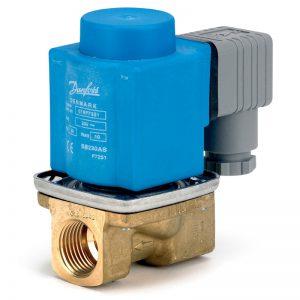 Электромагнитные клапаны типа EV220B