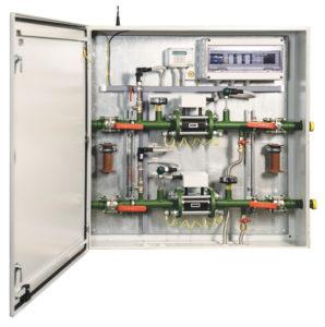 Антивандальный блочный узел учета тепловой энергии «ТЭМ®-УУ-Ш»